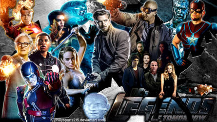 DCLegendsOfTomorrowWallpaper1366x768
