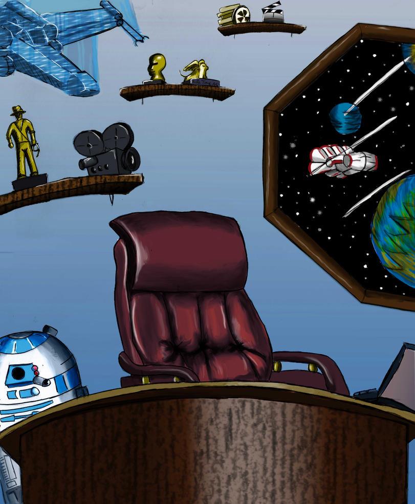 Who's Office? by JediSeeker1
