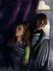 In His Shadow by JediSeeker1