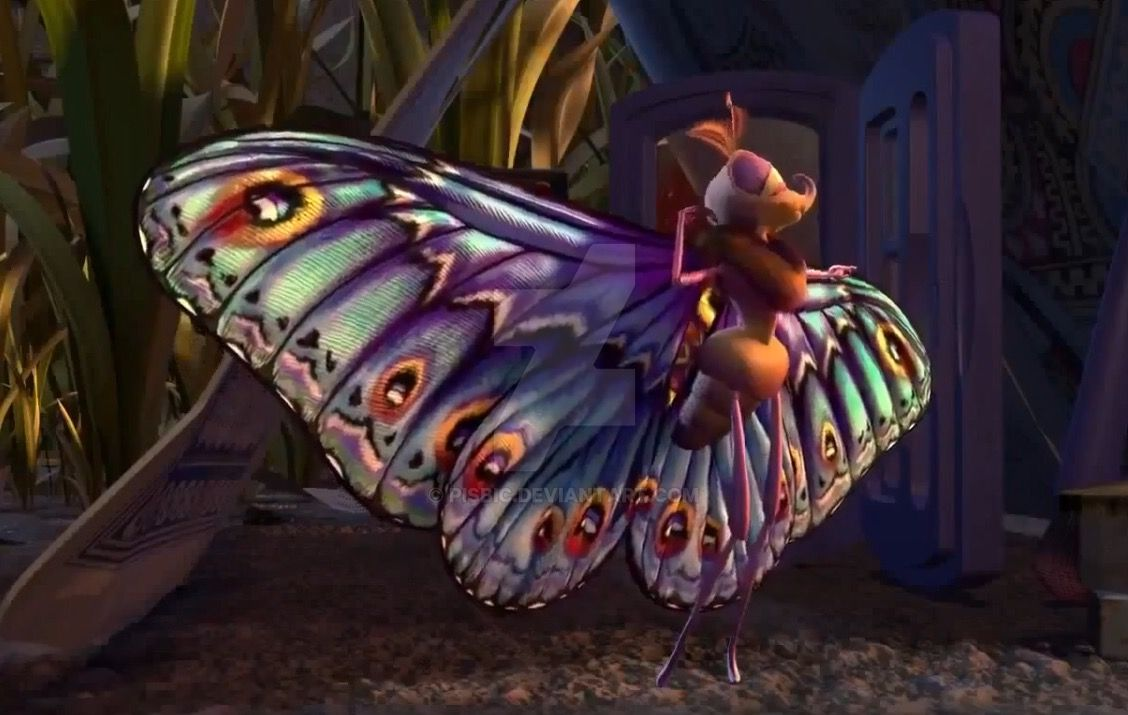 """Anthropology in relation to Disney's """"A Bug's Life"""" Essay"""