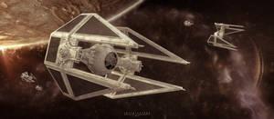 Tie Interceptors strike back
