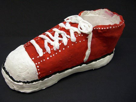 Red Clay Shoe