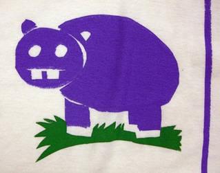 Slik Screen Hippo