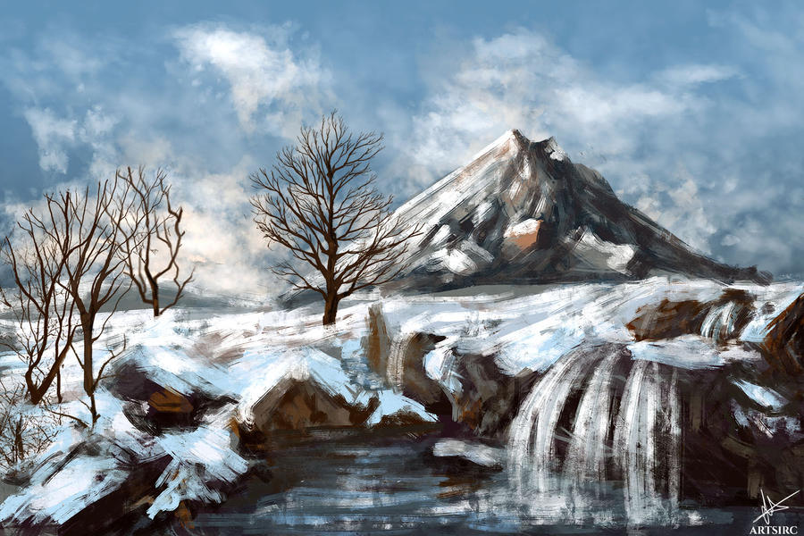 Color Study: Landscape n8