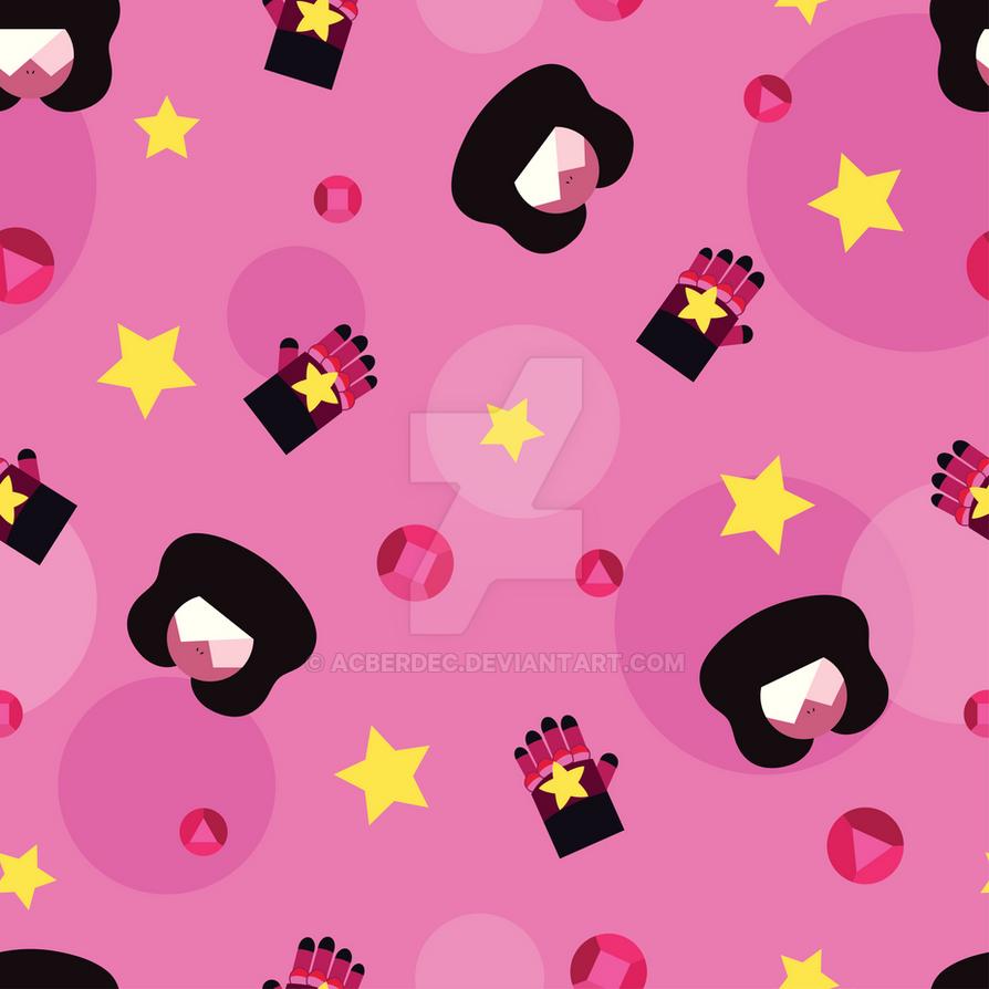 Steven Universe Amigurumi Pattern : Garnet Pattern Gif by acberdec on DeviantArt
