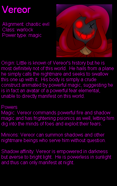 Vereor bio by LordTHawkeye