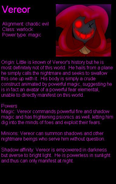 Vereor bio by LordTHawkeye