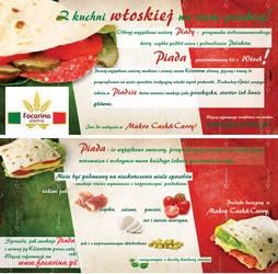 Piadina leaflet by tysmin