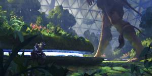 Trollhjem - Botanica