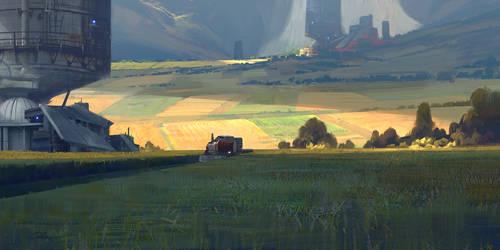 Trollhjem - Harvesting