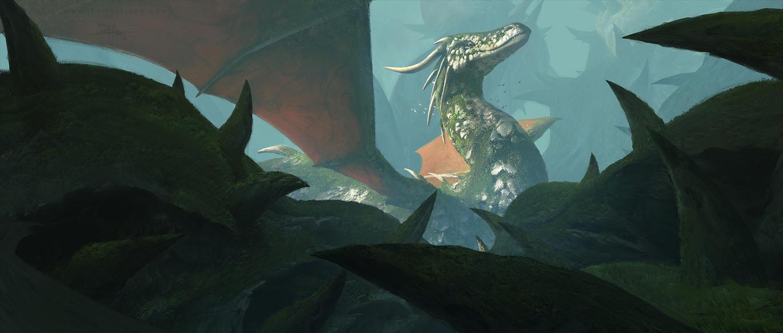 Dragon's Den by tsonline