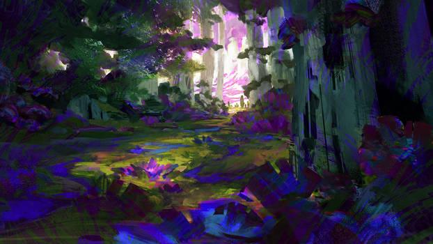 Funkier forest