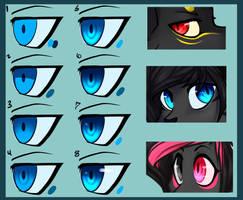 Eye Color Tutorial