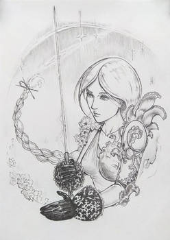 Traditional drawings 3