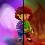 Undertale: Angels and Demons (finished)