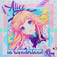 Alice in Wonderland - Icon