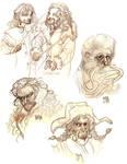 Hobbit sketches 3