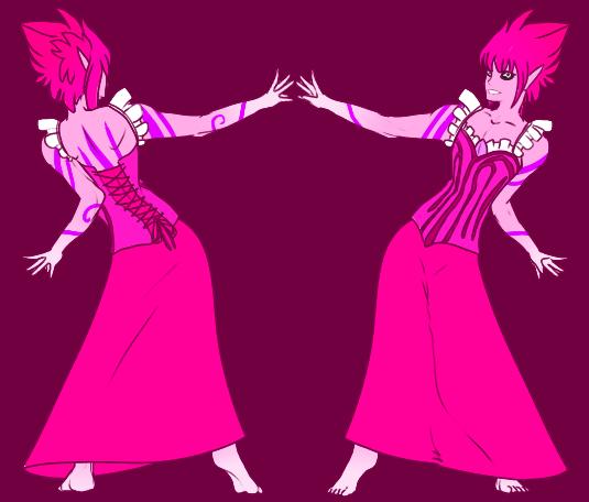 [OUTDATED] Pink Agwu by swiftyuki