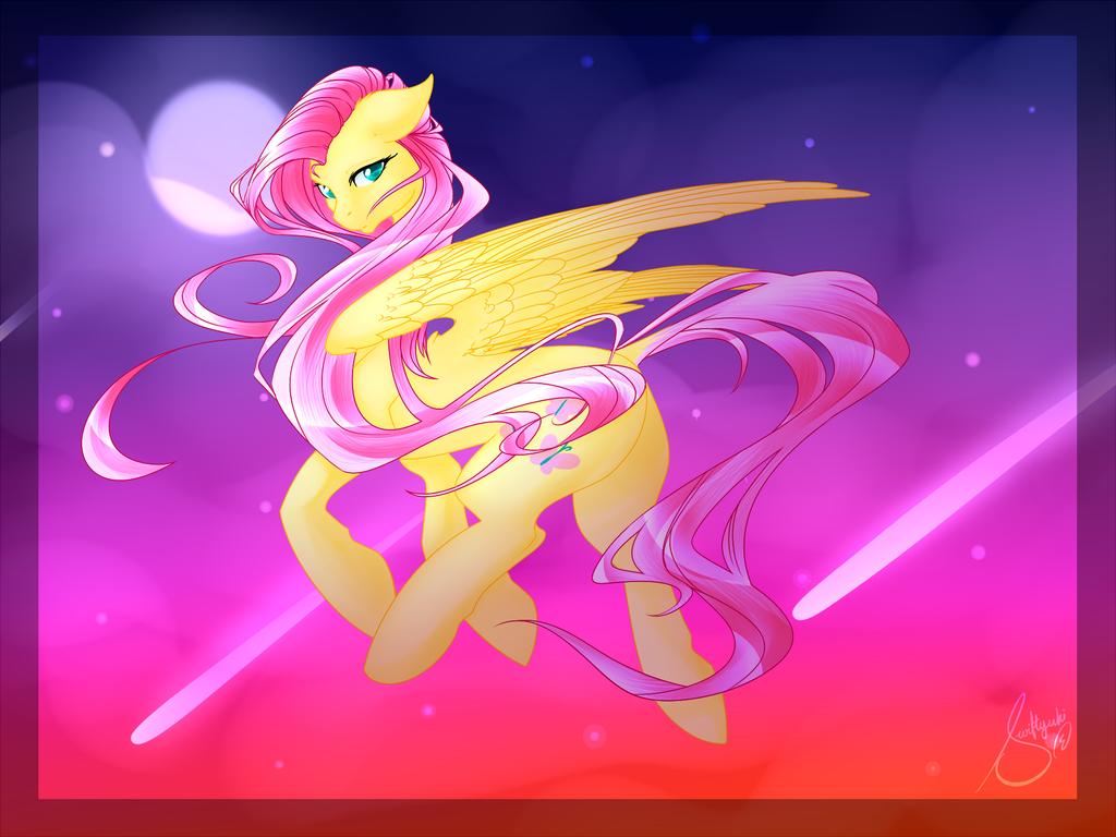Fluttershy by swiftyuki
