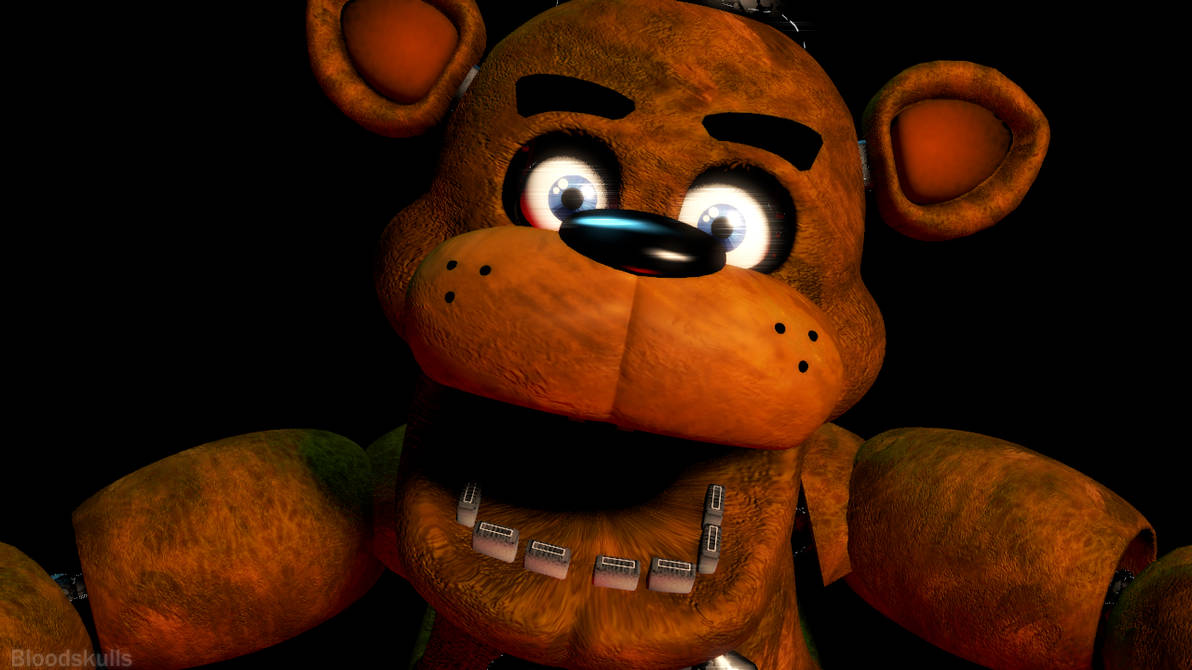 [SFM] Freddy by Bloodskulls5