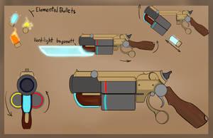 Horai's Kiss - Weapon Ref