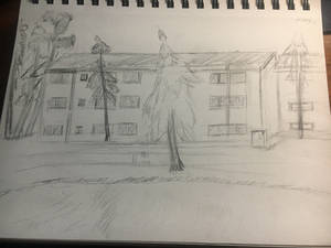 Apartment sketch