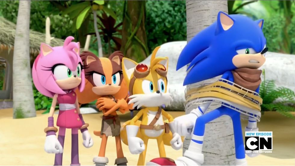 Cartoon Network Sonic Boom Episode 5 Cartoon Ankaperla Com