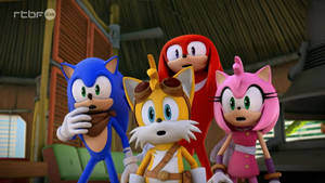 Sonic Boom: Buster