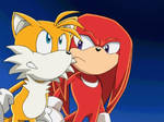 Tails and Knuckles
