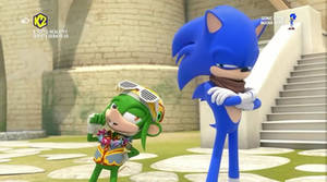 Sonic and Swifty