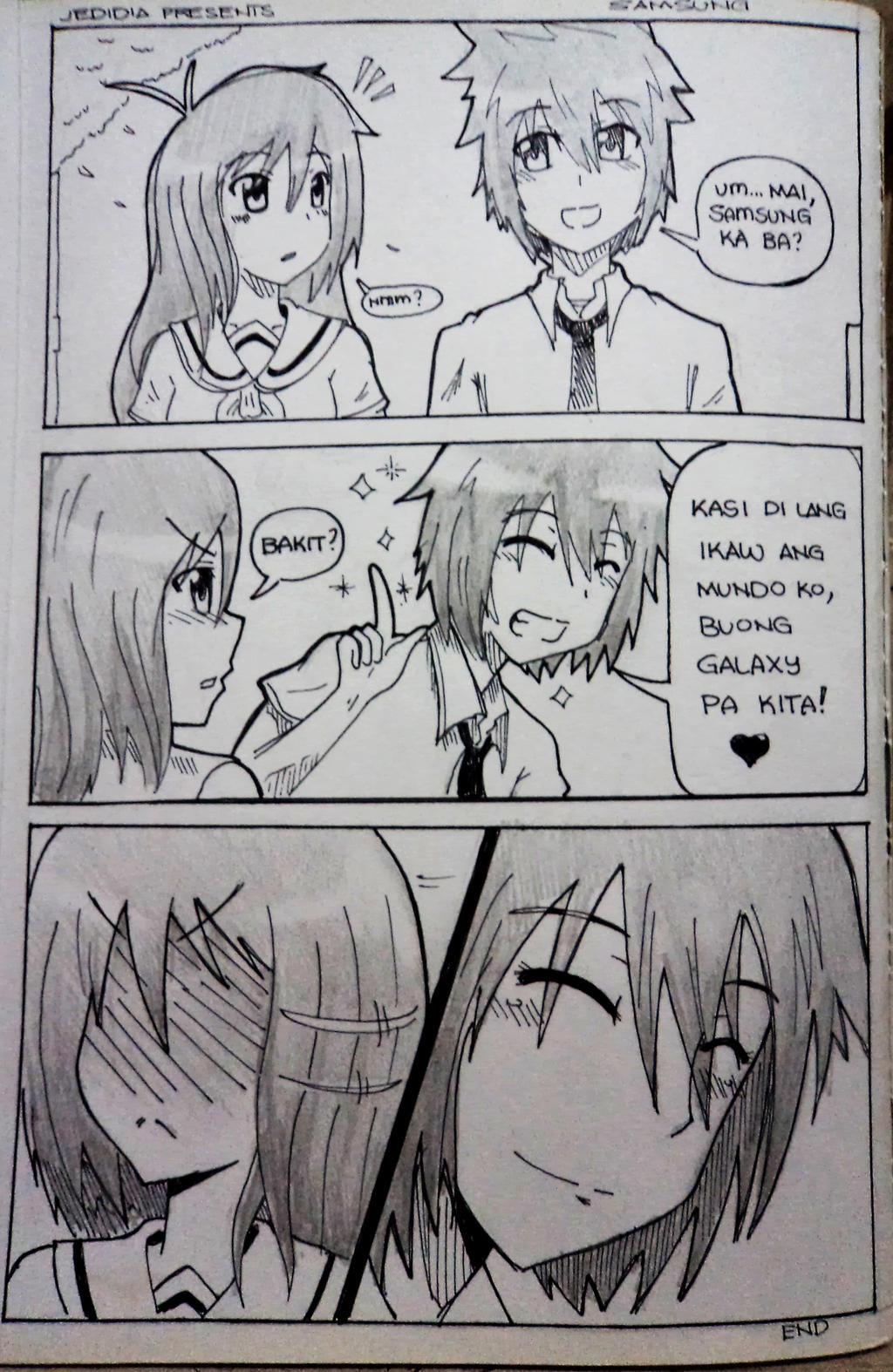 Manga comic strips online