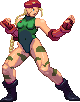 SF3 Cammy by Kurotoboe
