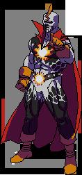 X Prophecy - Shadowgeist by Kurotoboe