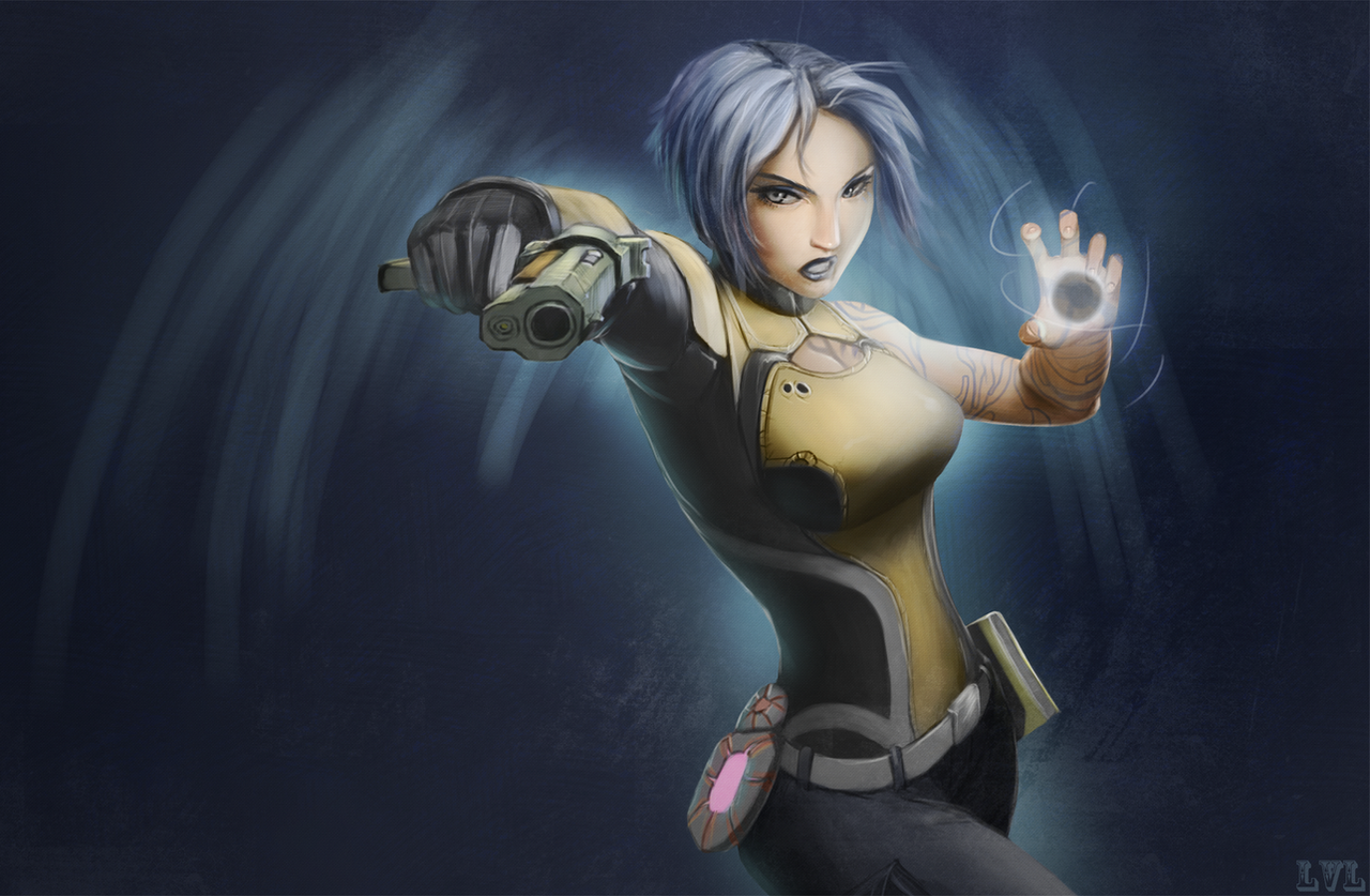Borderlands 2 - Maya (take 2) by lvlapple