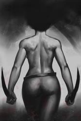 Black Fangs by lvlapple