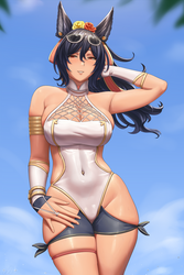 Summer Ilsa by lvlapple