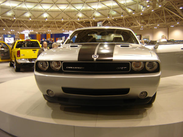 New Dodge Challenger By ShockWaveX On DeviantArt - Minneapolis muscle car show