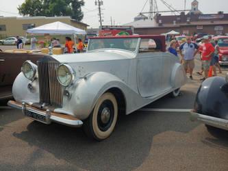 Rolls Royce Phantom II by ShockWaveX2