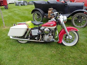 1965 Harley Davidson FLH by ShockWaveX2