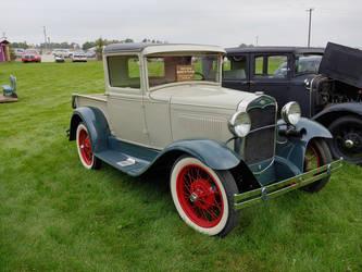1931 Ford Model A Pickup by ShockWaveX2