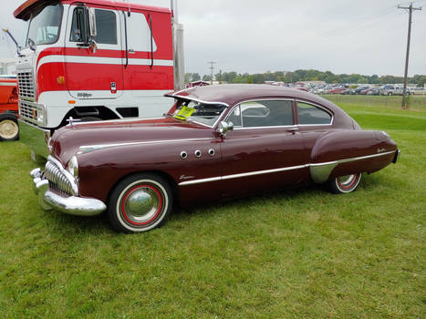 1949 Buick Super Eight