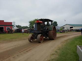 Minneapolis Threshing Machine Tractor