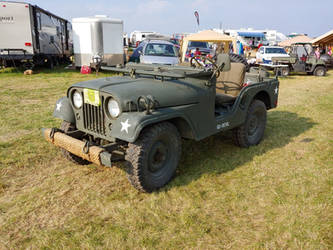 1954 Military Jeep by ShockWaveX2