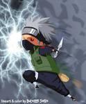 Naruto. Chibi Hatake Kakashi