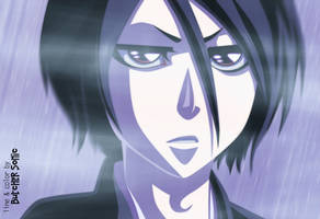 Bleach 469 p16 Rukia by ButcherSonic