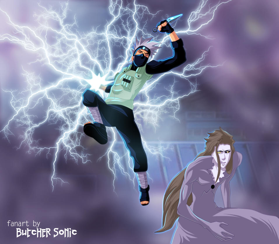 mash 2 animes contest 2012 by ButcherSonic