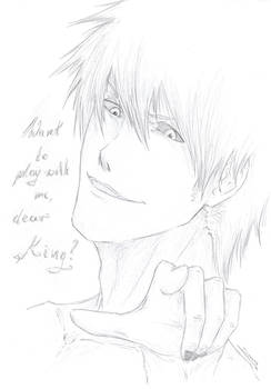 Want to play? - Hichigo