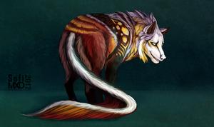 Mekomiya [Painted Full body]