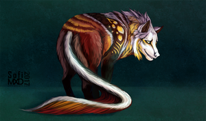 Mekomiya [Painted Full body] by SofiMXD