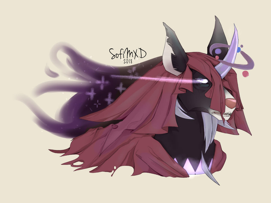 Mekomiya[Bust#4] by SofiMXD